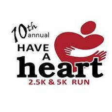 Event Home: Have A Heart Run 2019